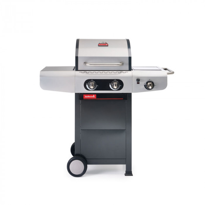 Barbecue gaz 2 feux - Cache bruleur barbecue gaz ...