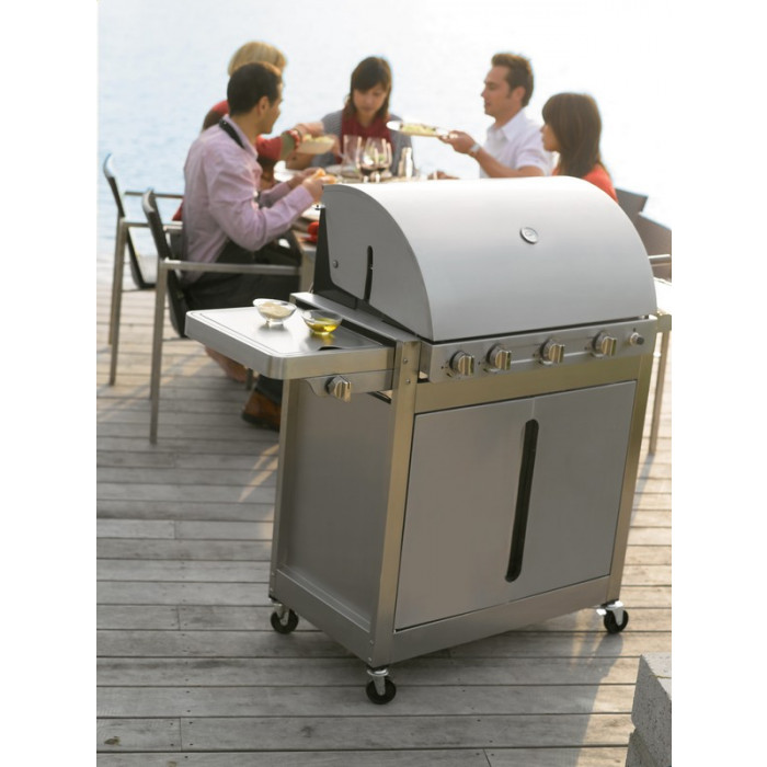 barbecue gaz brahma 5 2. Black Bedroom Furniture Sets. Home Design Ideas