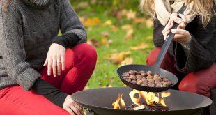 Profitez d'un barbecue même en automne !