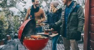 Présentation du barbecue à charbon Weber Master Touch