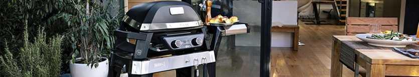 Barbecue électrique Weber Pulse