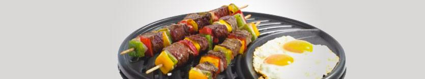 Barbecues portables et réchauds