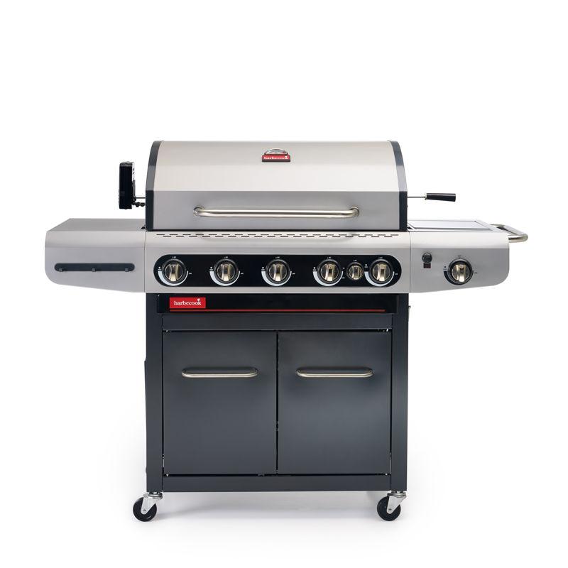 barbecue gaz 5 feux barbecook siesta 612 raviday barbecue. Black Bedroom Furniture Sets. Home Design Ideas
