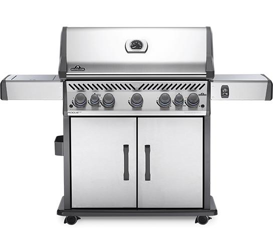 Barbecue à gaz Napoleon ROGUE 625 SIB Édition Spéciale
