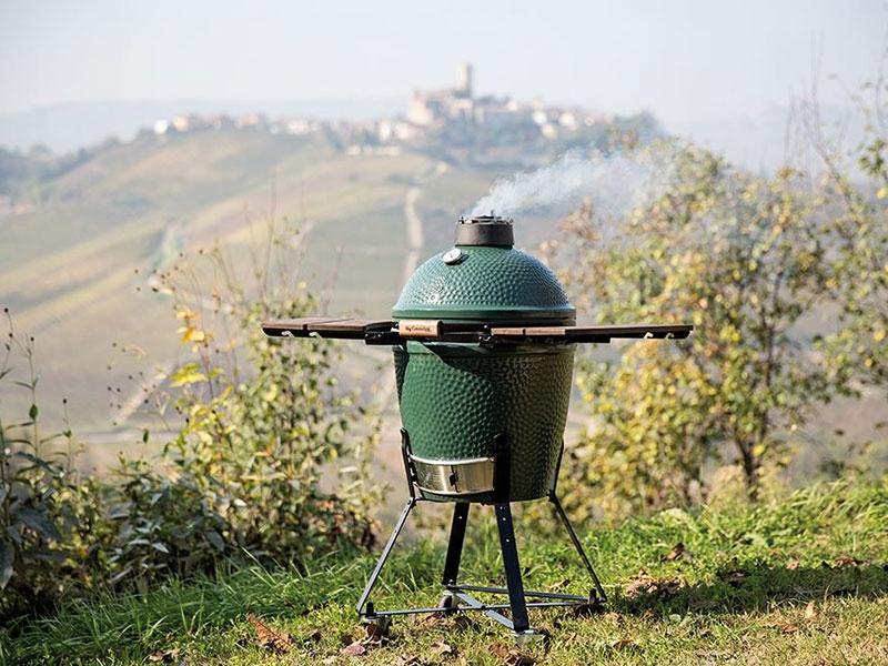 Barbecue céramique Big Green Egg Medium - Pack Automne
