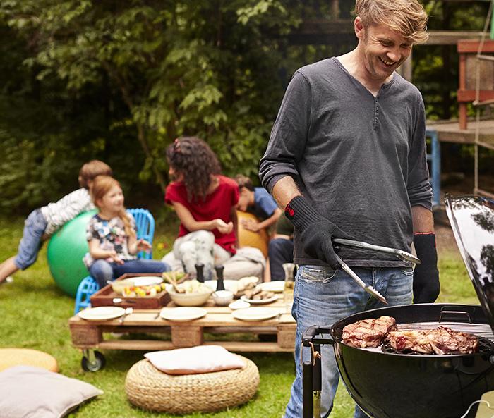 Barbecue boule Weber à charbon 57cm