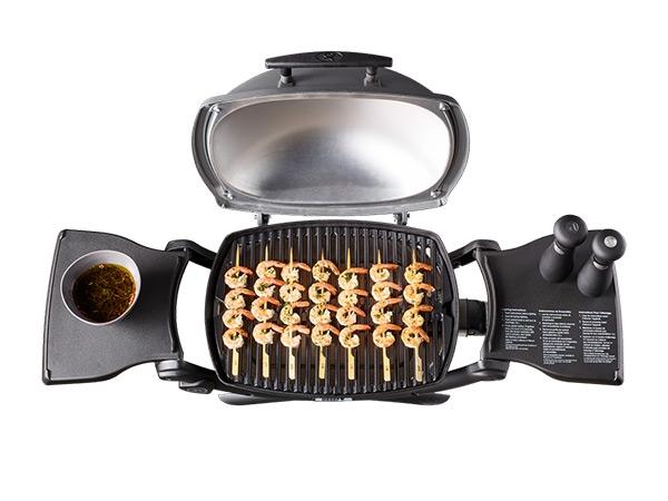Q2200 avec crevettes et condiments
