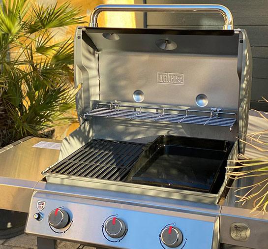 Barbecue à gaz Genesis® II E 315 GBS   Le site officiel de