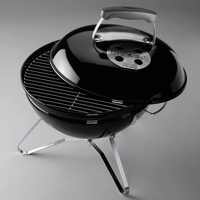 Barbecue à charbon Weber Smokey Joe Noir Raviday Barbecue