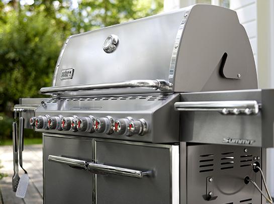 Barbecue Weber Summit S-670 GBS