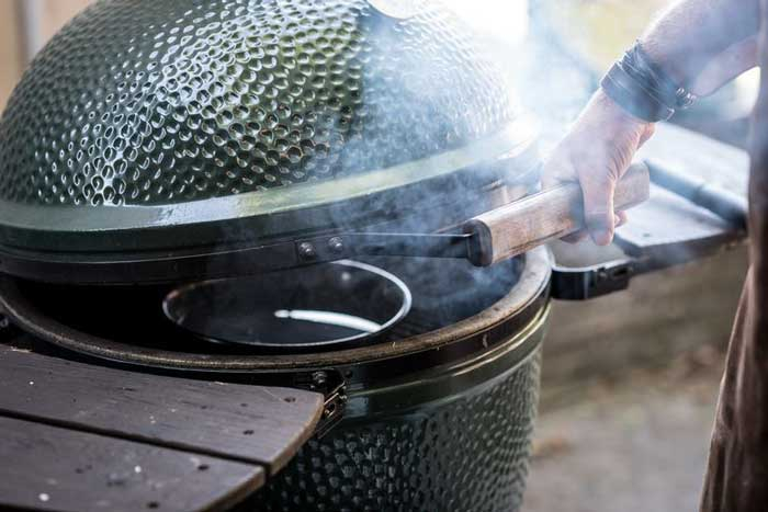 Barbecue céramique Big Green Egg Large - Pack original