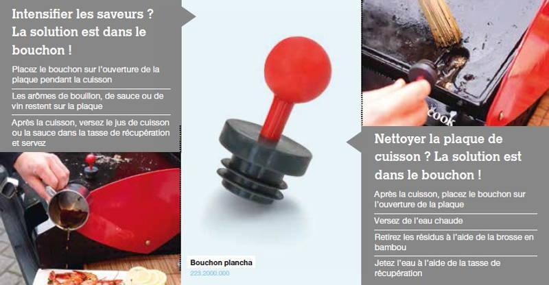 Plancha gaz barbecook ninho 2 0 for Nettoyage d une plancha en fonte emaillee