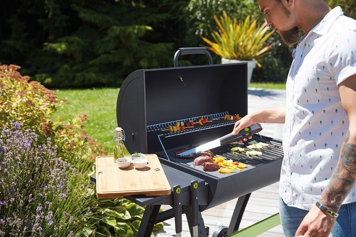 tonino barbecue ambiance