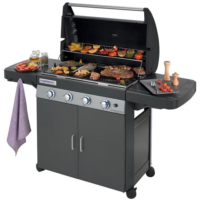 ambiance bbq 4 class LD PLUS