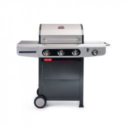 Barbecue à gaz 3 feux Barbecook SIESTA 310