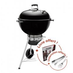 Barbecue Weber Master-Touch GBS ø 57 cm Noir