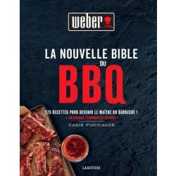 Livre de recettes Weber La Nouvelle Bible du BBQ - Edition 2019