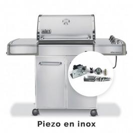 Weber Genesis S 310 >> Pièces détachées Barbecue Weber Genesis S310 (2007)