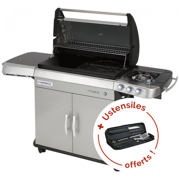 Barbecue à gaz Campingaz 4 Series RBS LXS