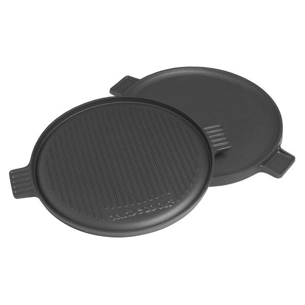 Plancha en fonte pour barbecue à charbon Barbecook