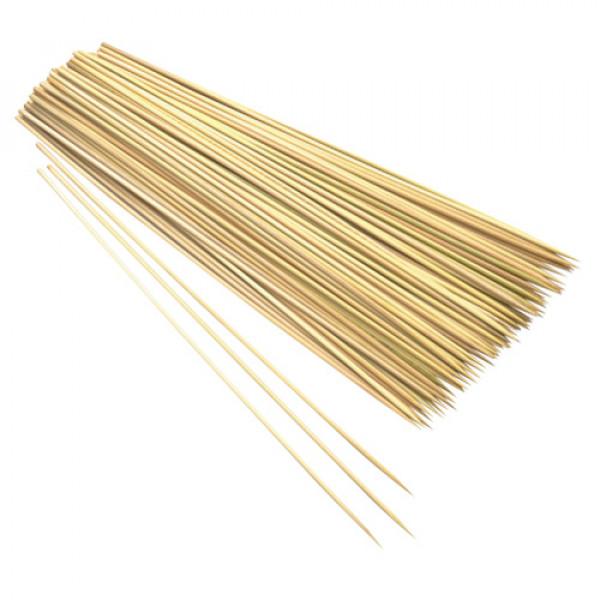 100 pics à brochette pour barbecue en bambou 30 cm Campingaz - EP