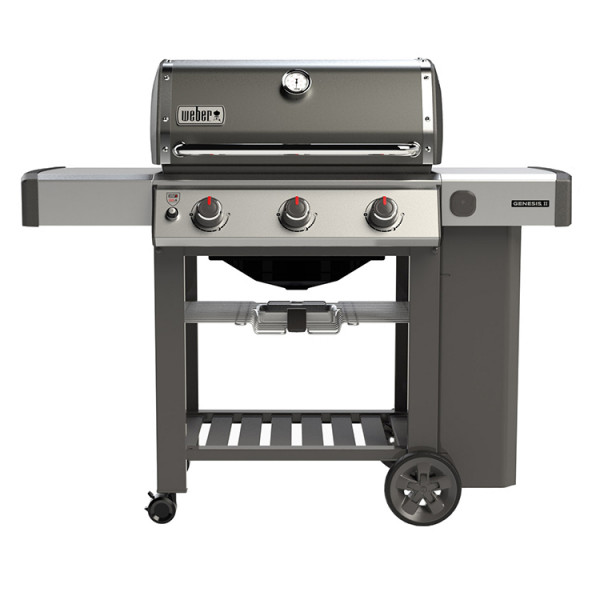 Barbecue à gaz Weber Genesis 2 E-310 GBS Smoke Grey
