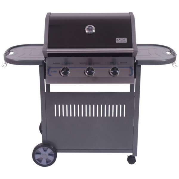 Barbecue gaz 3 feux Cadac Patio Entertainer 3 Classic - EP