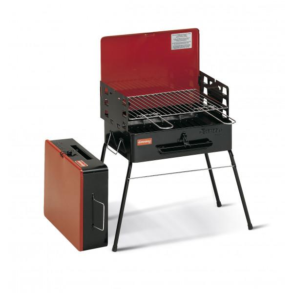 Barbecue à charbon valise Ferraboli Camping