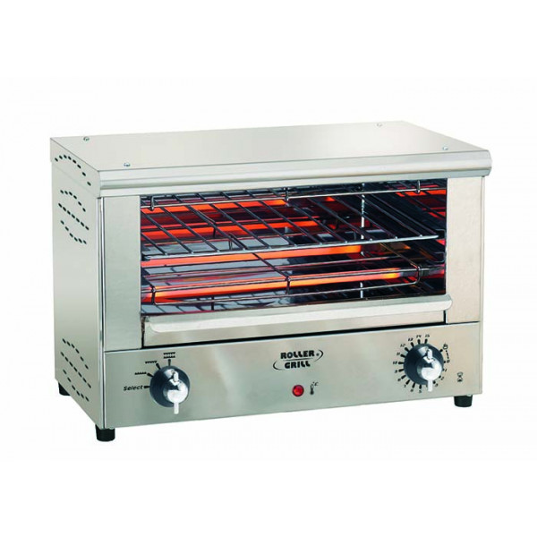 Toaster quartz infrarouge inox Roller Grill