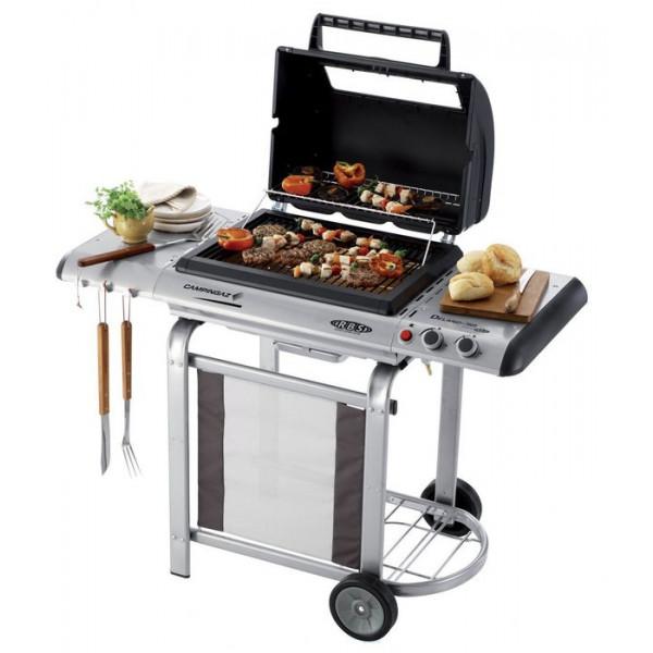 Barbecue à gaz 2 feux Delano 7800 Campingaz