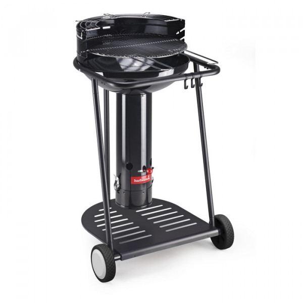 Barbecue au charbon de bois Barbecook Major Black Go