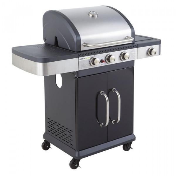 Barbecue à gaz Cook'In Garden FIDGI 3