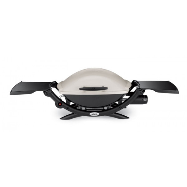Barbecue à gaz Weber Q 2000 Titanium