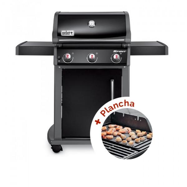 Barbecue à gaz Weber Spirit 1 Original E-310 + plancha