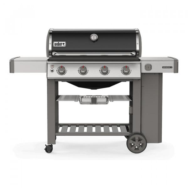 Barbecue à gaz Weber Genesis 2 E-410 GBS Black