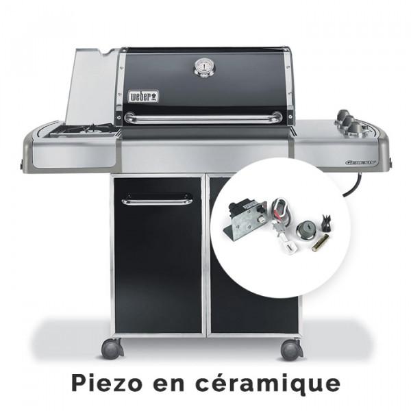 Barbecue Weber Genesis E320 (2008 à 2009)