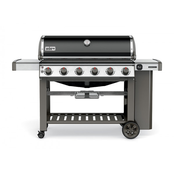 Barbecue Weber Genesis II E-610 GBS barbecue haut de gamme