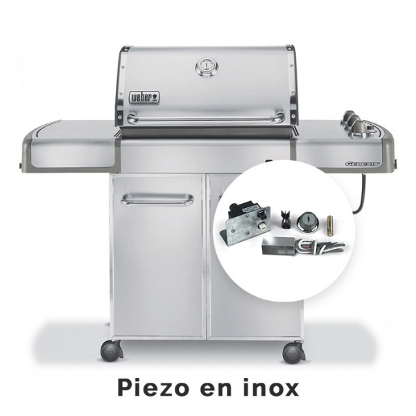 Barbecue Weber Genesis S310 (2007)