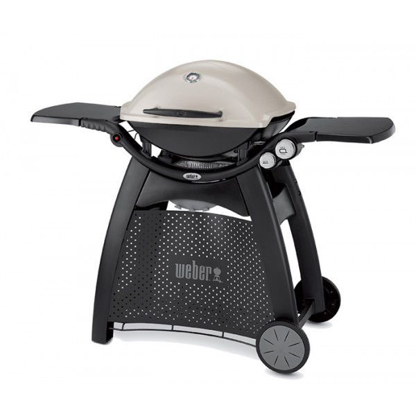 Barbecue à gaz Weber Q 3000 Titanium