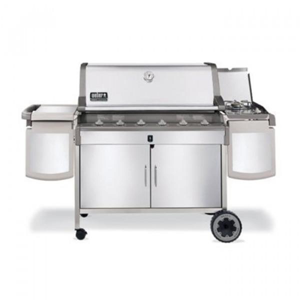 Barbecue Weber Summit Platinum D