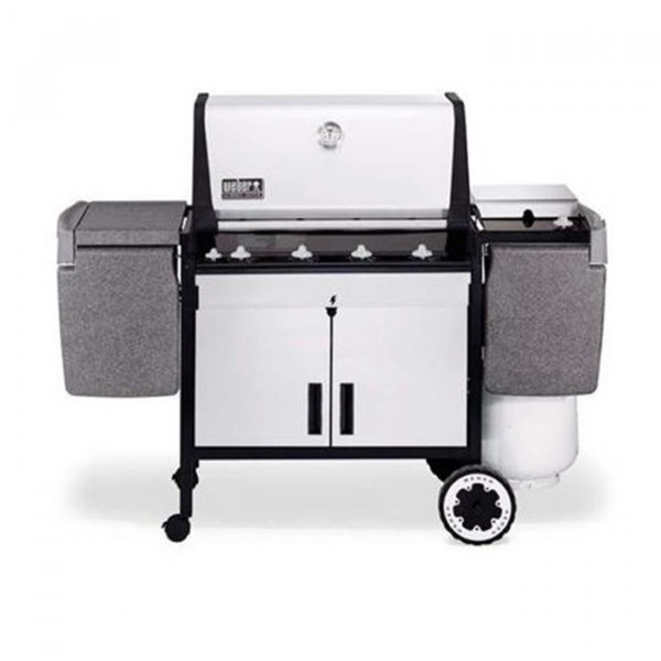 Barbecue Weber Summit Silver B