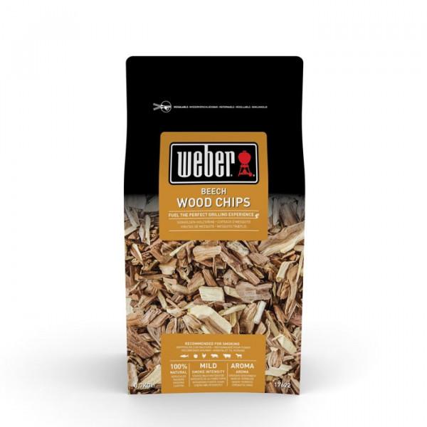 Bois de fumage Weber 700g Hêtre