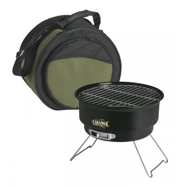 Barbecue portatif avec sac isotherme Caranga
