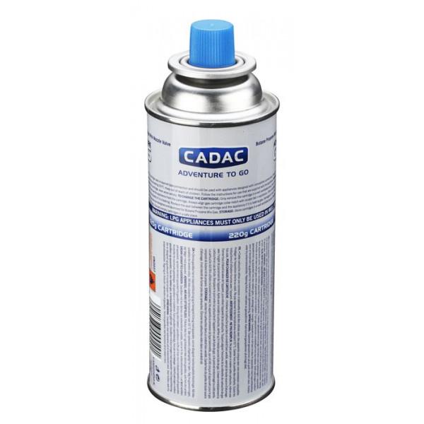 Cartouche de gaz à valve 220g Cadac