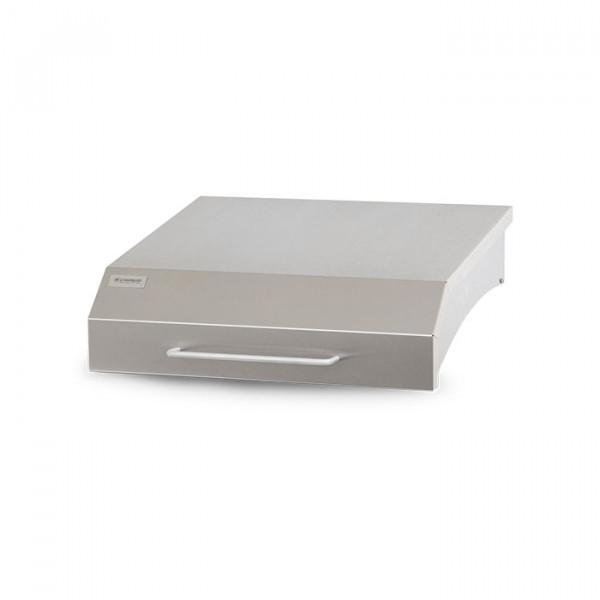 Couvercle Inox Le Marquier adaptable pour plancha Electrica 160
