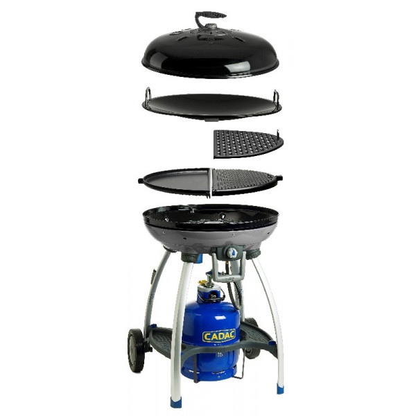 Barbecue Leisure Chef 57 cm - CADAC - EP