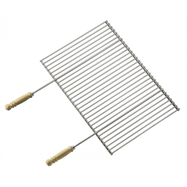 Grille de barbecue professionnelle 70 x 40 cm - BARBECOOK