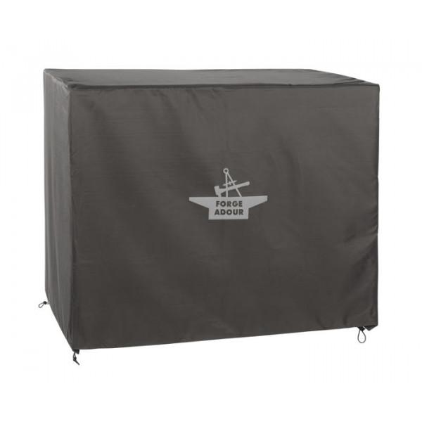 Housse Forge Adour pour plancha sur table roulante ou support - L 122 cm x P 61 cm x H 84 cm