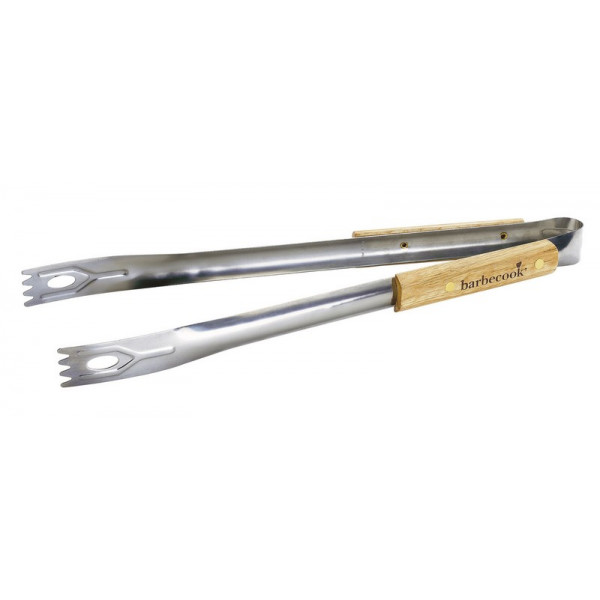 Pince en inox 40 cm pour barbecue - BARBECOOK - EP