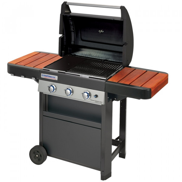 Barbecue à gaz Campingaz 3 SERIES Classic WLD